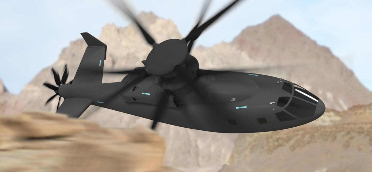 Swift Joins Sikorsky-Boeing Defiant Team to deliver Next Generation Vertical Lift